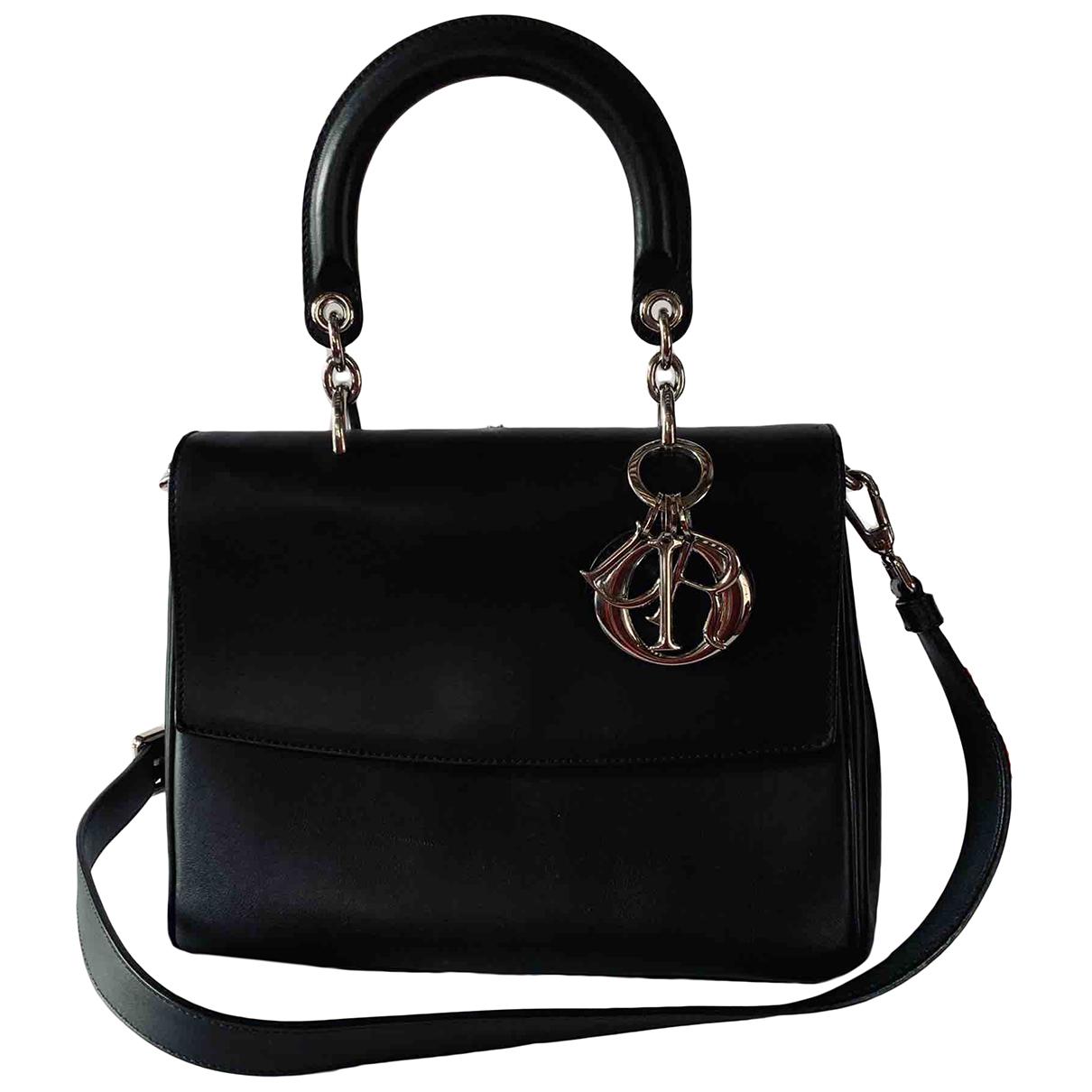 Dior - Sac a main Be Dior pour femme en cuir - noir