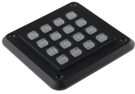 Storm IP54 16 key user configurable keypad