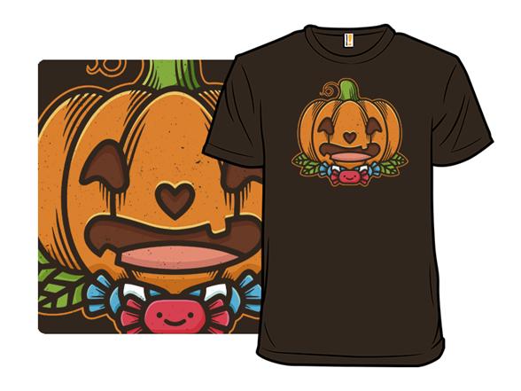 Happy Pumpkin T Shirt