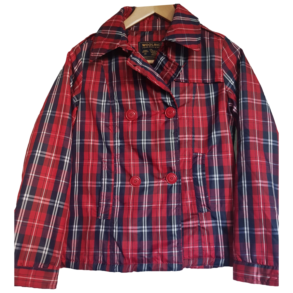 Woolrich \N Red jacket & coat for Kids 12 years - XS FR