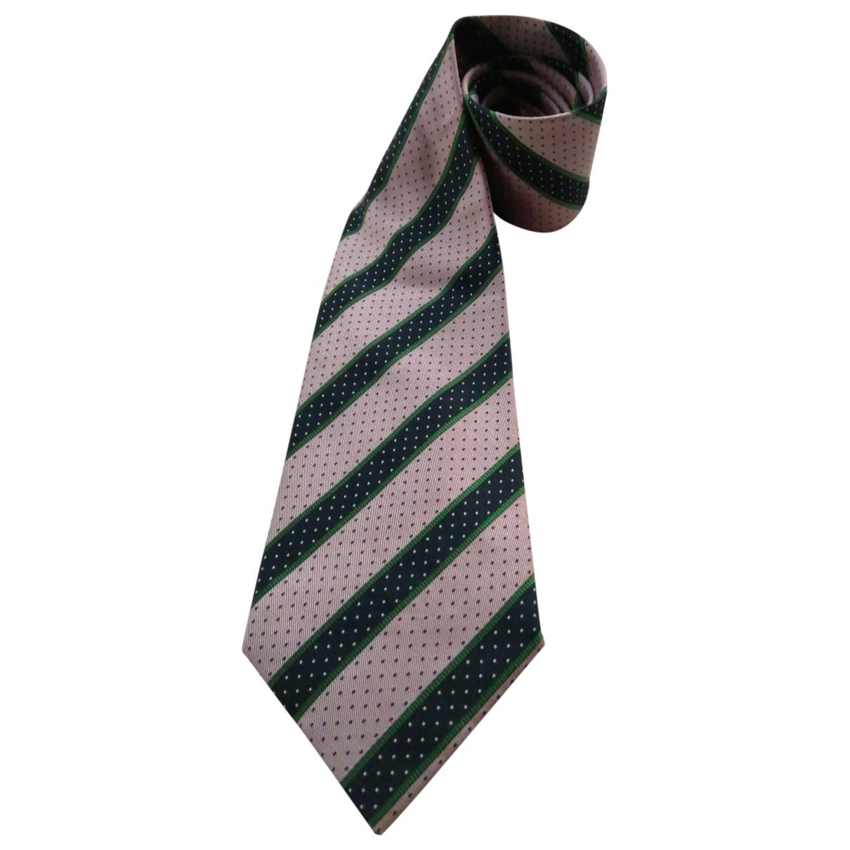 Gianni Versace \N Silk Ties for Men \N