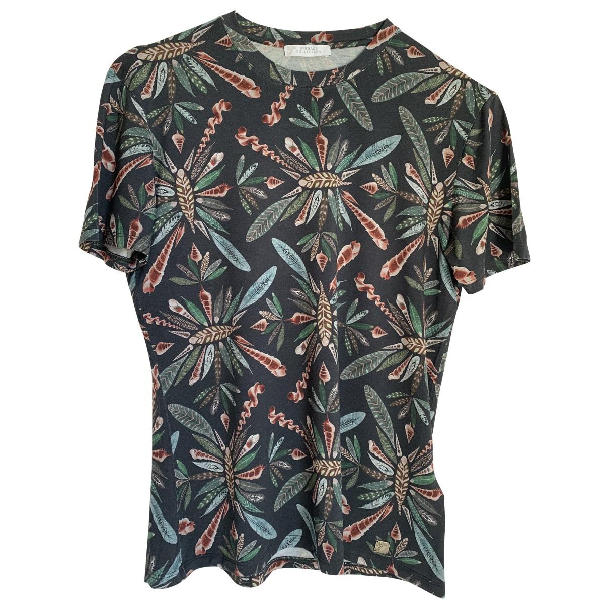 Versace \N Black T-shirts for Men XL International