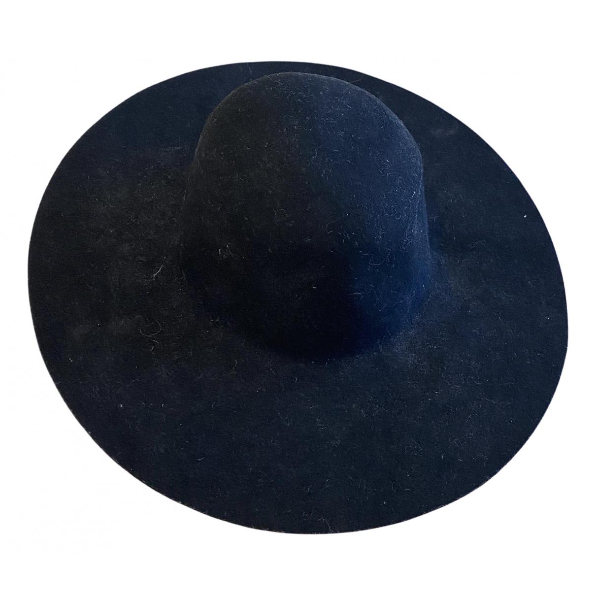 American Apparel \N Black Wool hat for Women S International