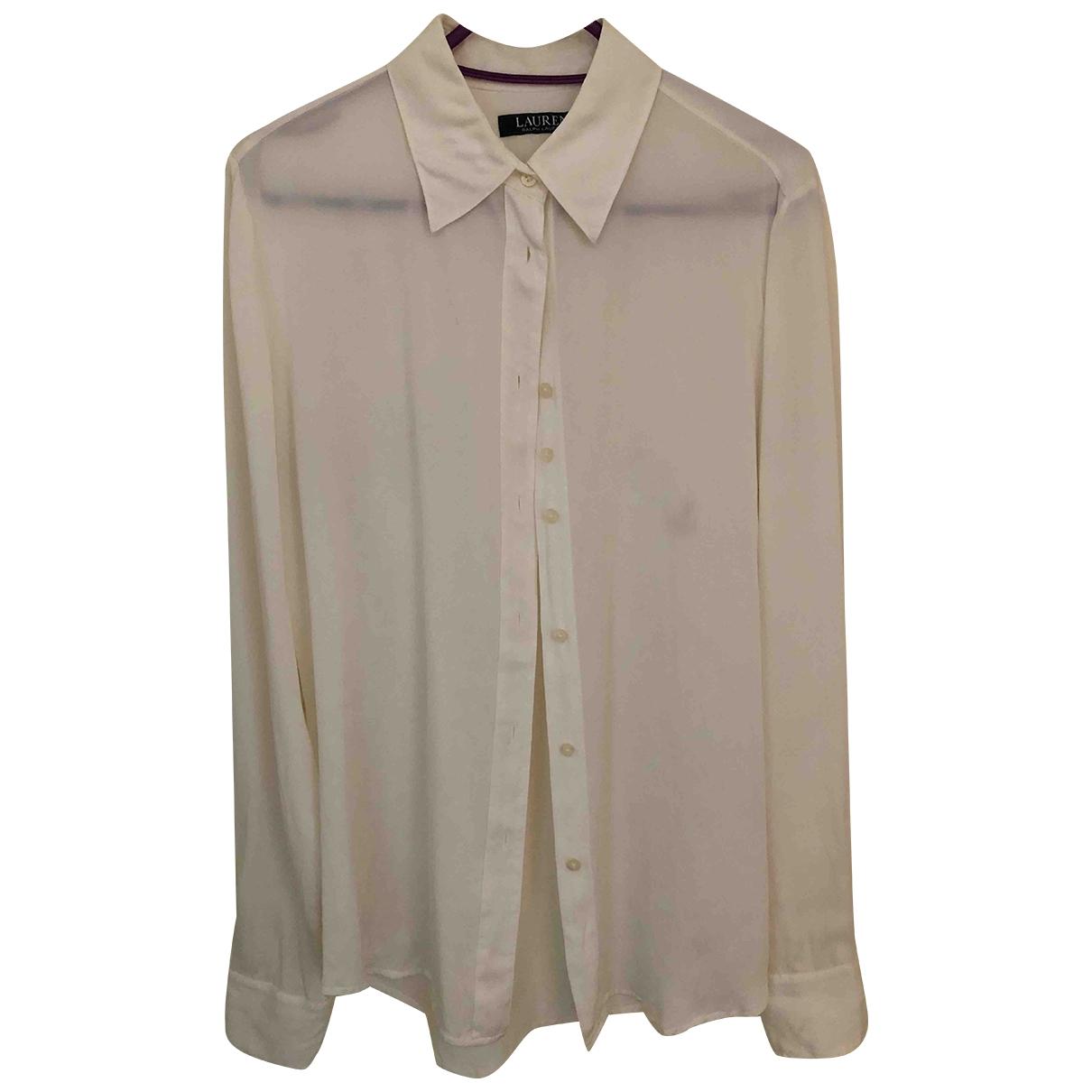 Camisa de Seda Lauren Ralph Lauren