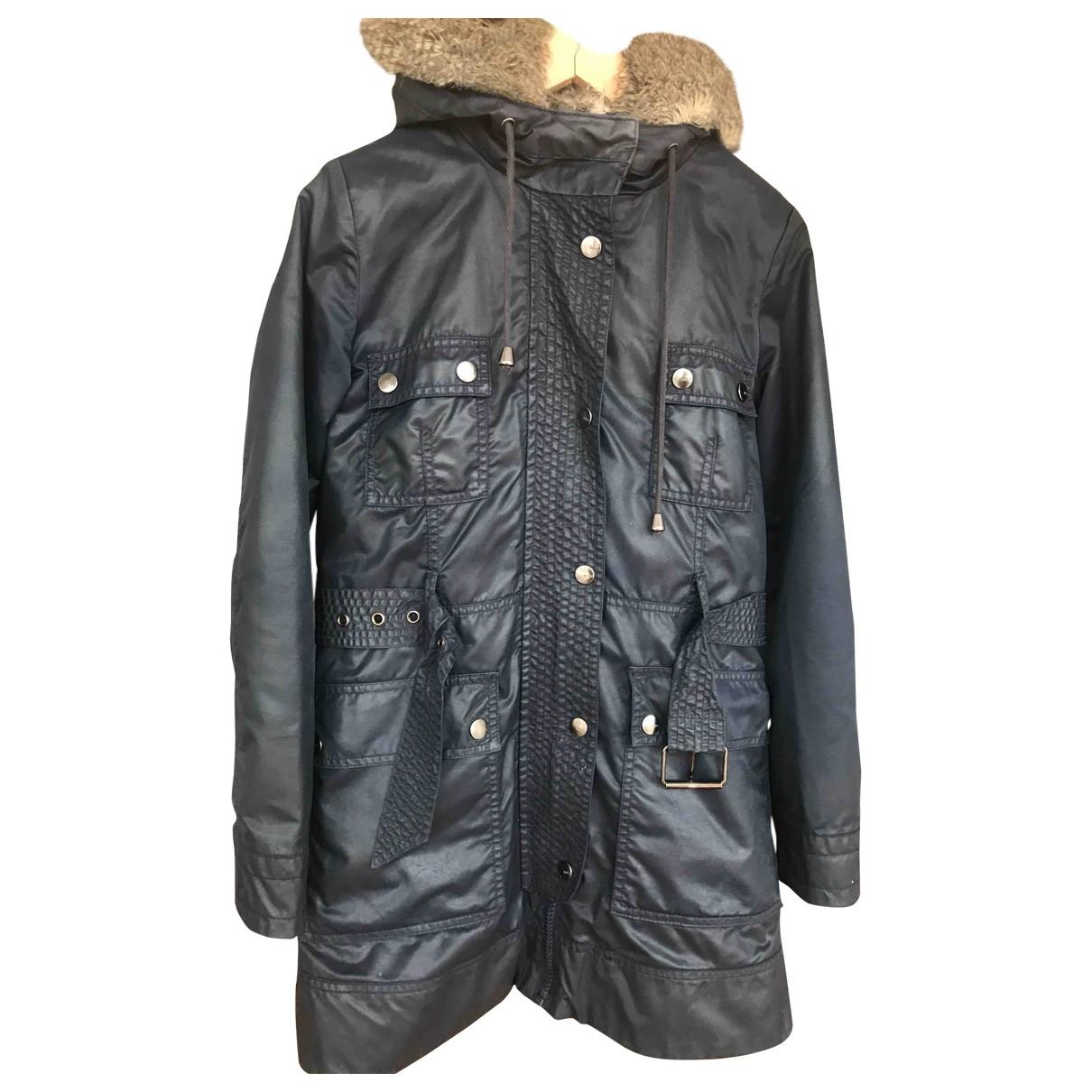 Mango \N Blue coat for Women S International