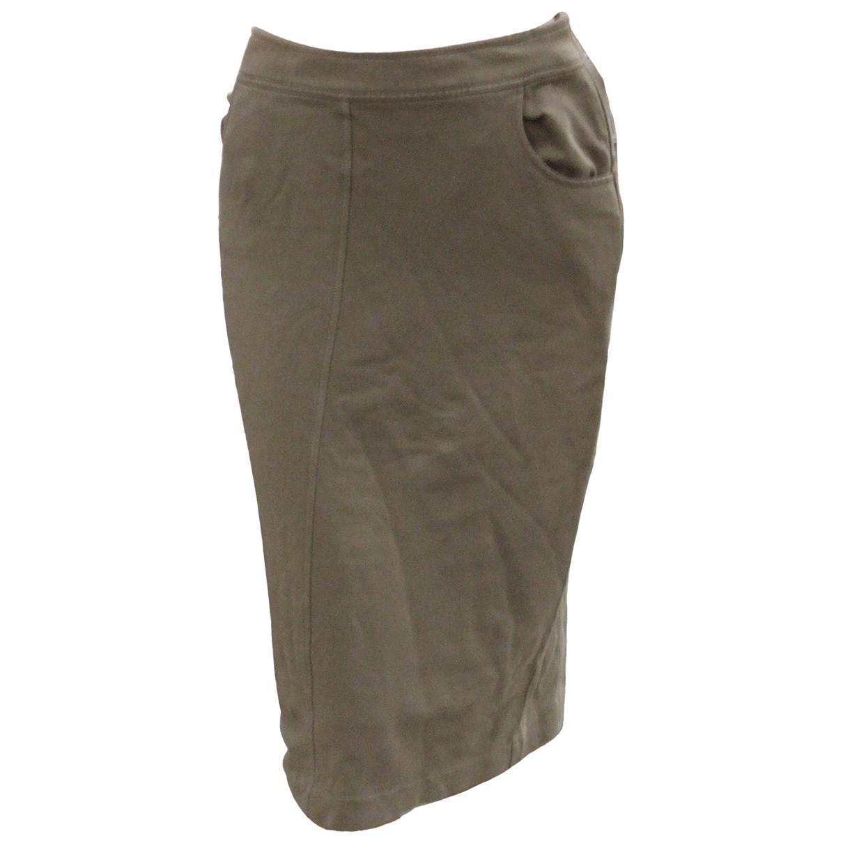 Max & Co N Cotton - elasthane skirt for Women S International