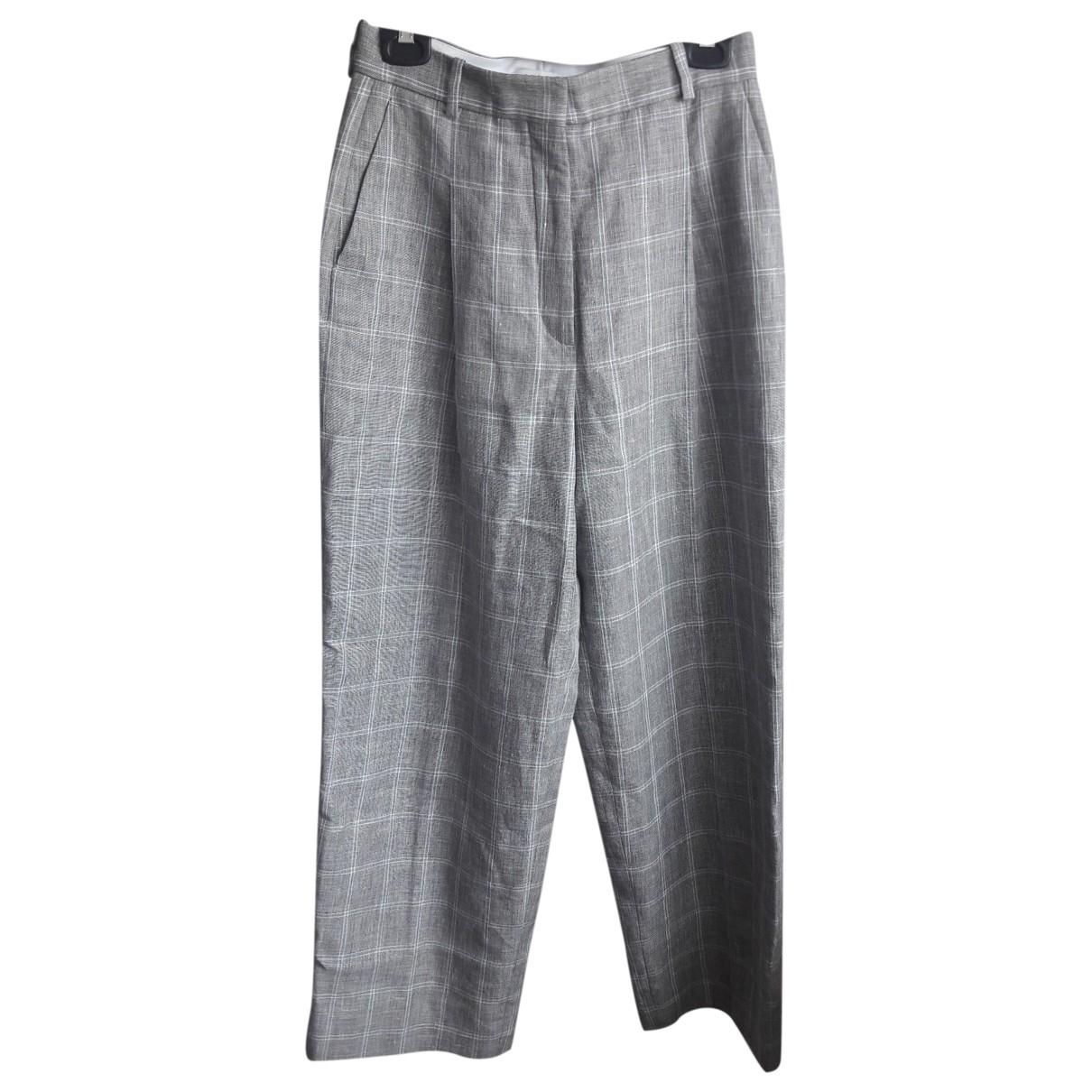 Pantalon zanahoria de Lino Sandro