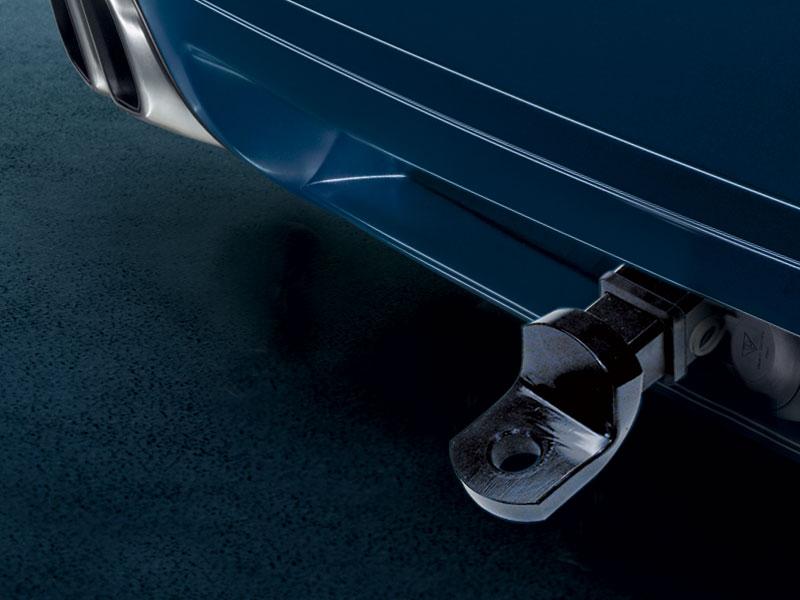 Porsche Tequipment Trailer Towbar With Manually Detachable Towball (USA)