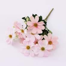 1 Strauss kuenstliche Kirschblumen mit 10 Stuecke Blueten
