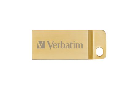 Verbatim 64 GB Metal Executive USB Flash Drive