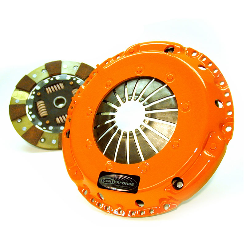 Centerforce DF786780 Dual Friction(R), Clutch Pressure Plate and Disc Set Volkswagen Manual