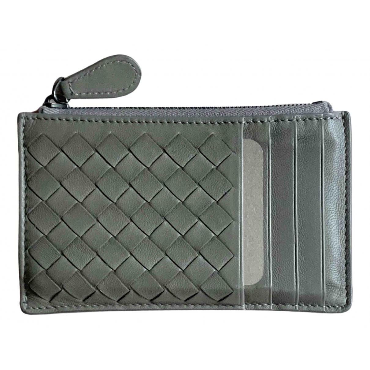 Bottega Veneta \N Leather Purses, wallet & cases for Women \N