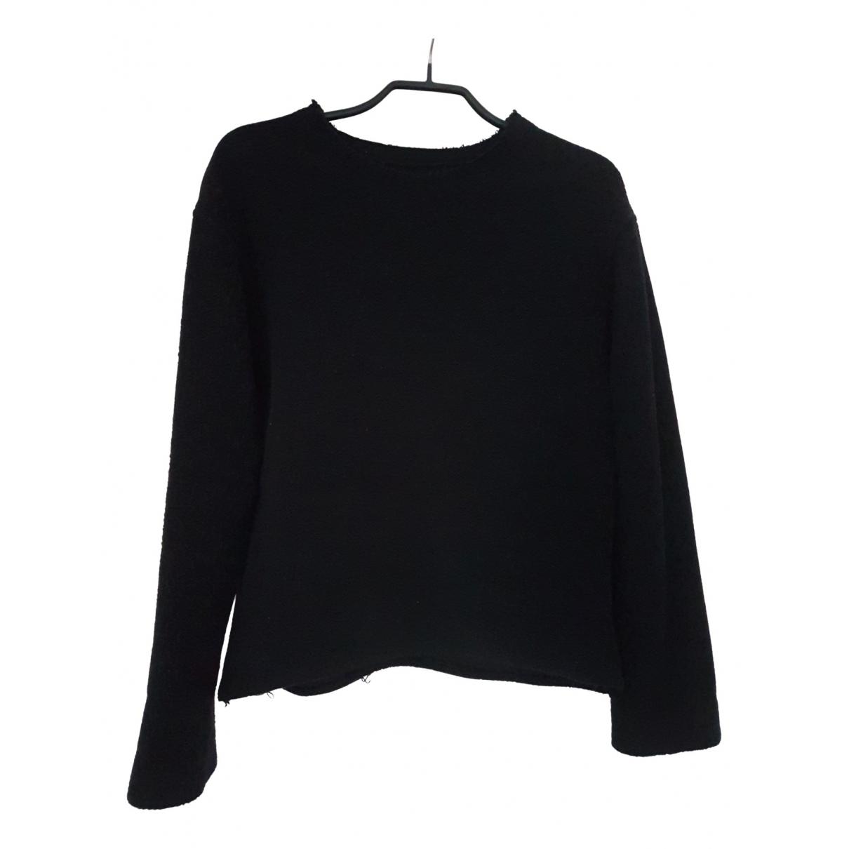 Simon Miller N Black Cotton Knitwear for Women 0 0-5