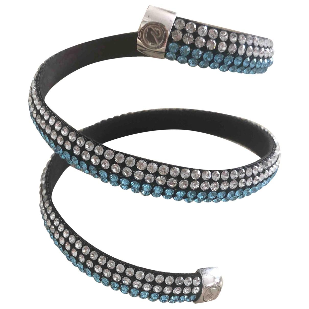 Swarovski \N Armband in Kristall