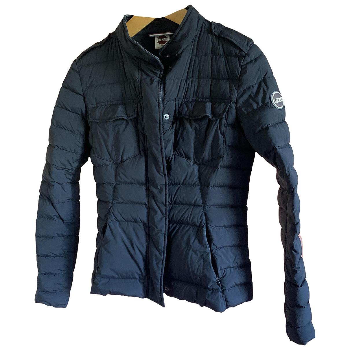 Colmar \N Black Cotton jacket for Women 40 IT