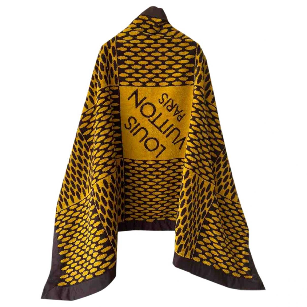 Louis Vuitton \N Heimtextilien in  Bunt Baumwolle