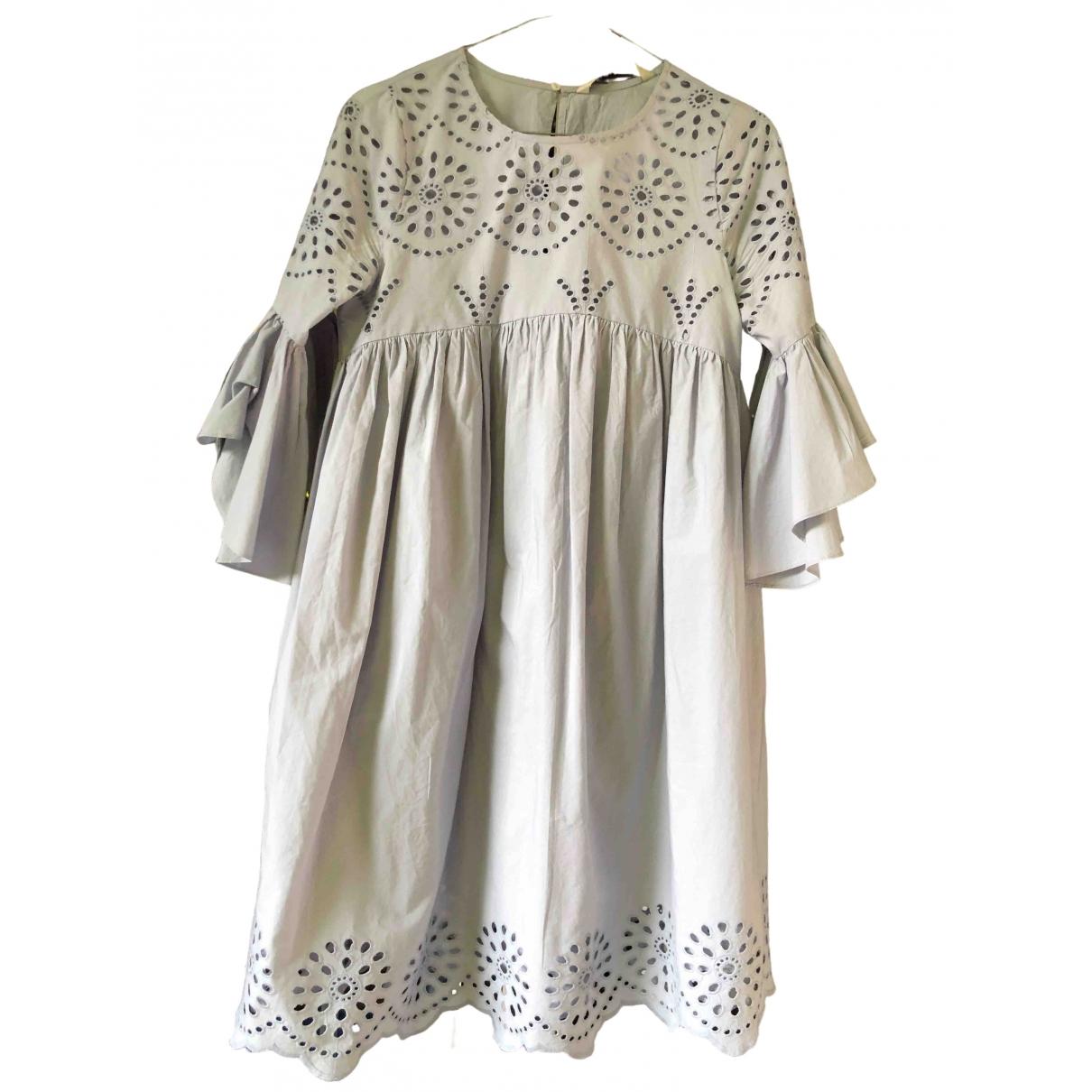 Zara \N Cotton dress for Women XS International
