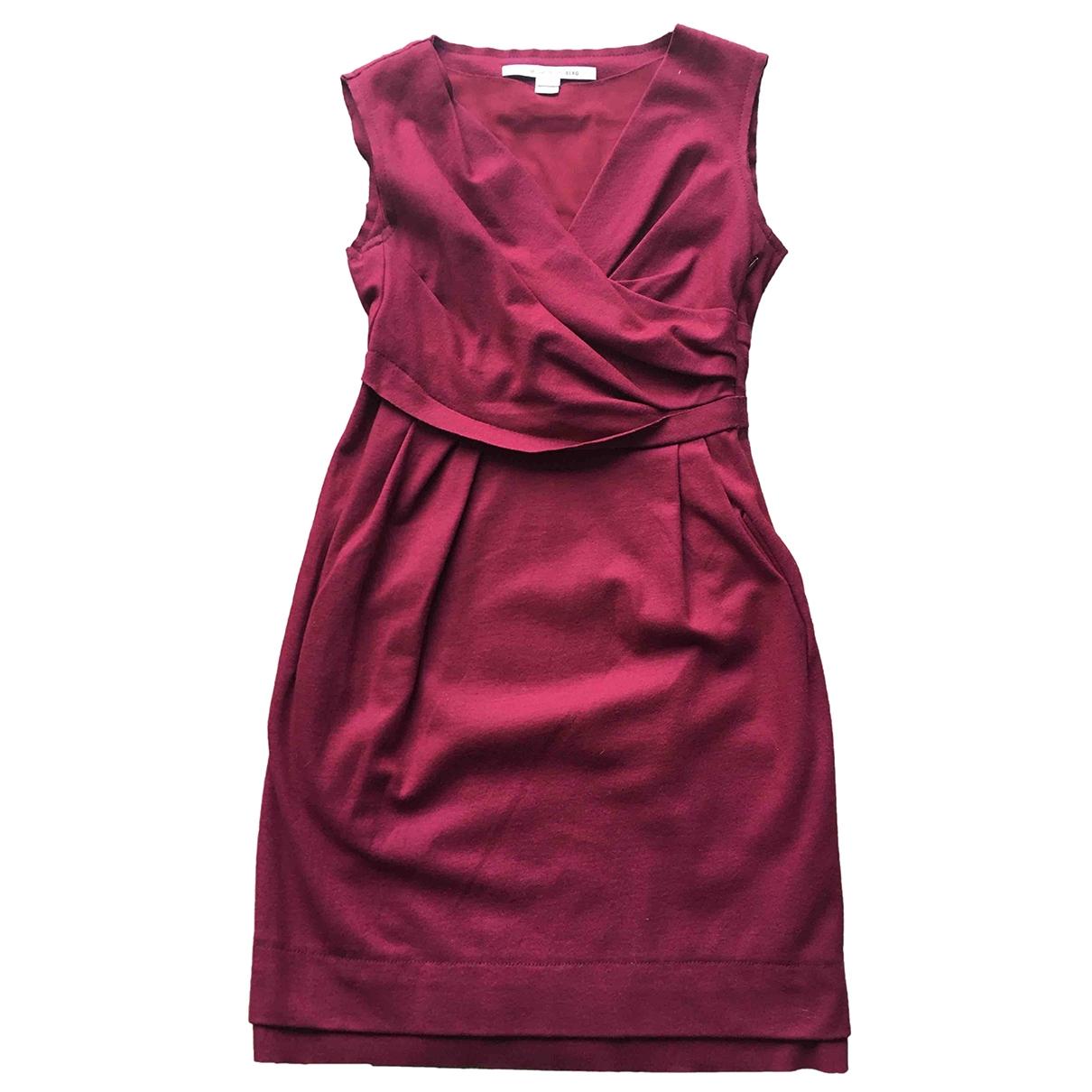 Mini vestido de Lana Diane Von Furstenberg