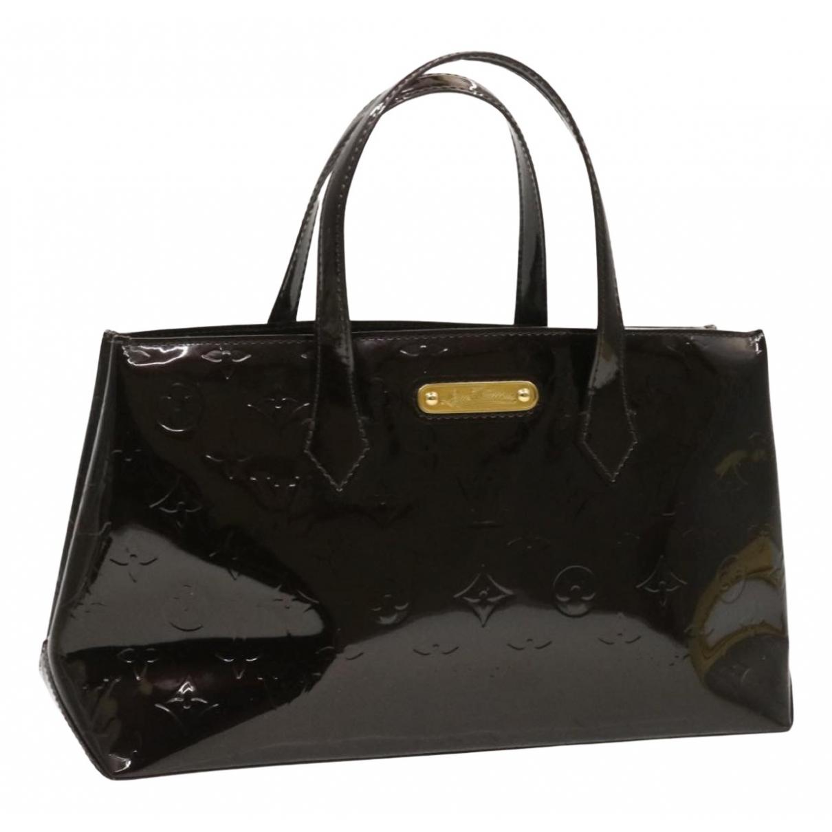 Bolso  Wilshire de Charol Louis Vuitton