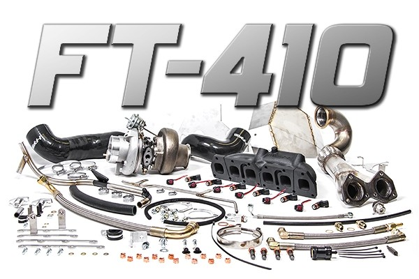 HPA Motorsports FT-410-EFR-MK4 FT-410 Full Throttle EFR 7670 VR6 410HP Turbo Kit Volkswagen Golf R32 (Mk4) 2004