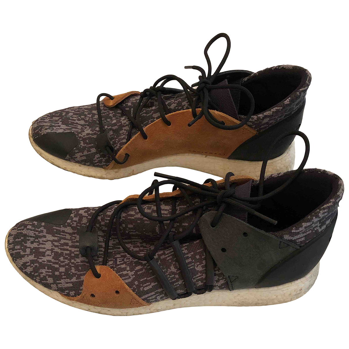 Adidas \N Sneakers in  Grau Polyester