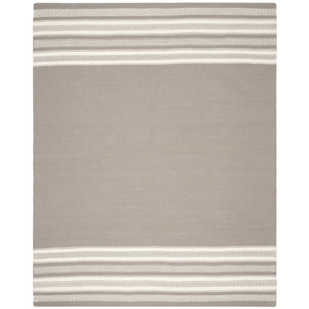 Safavieh Neven Hand Woven Flat Weave Area Rug, One Size , Brown