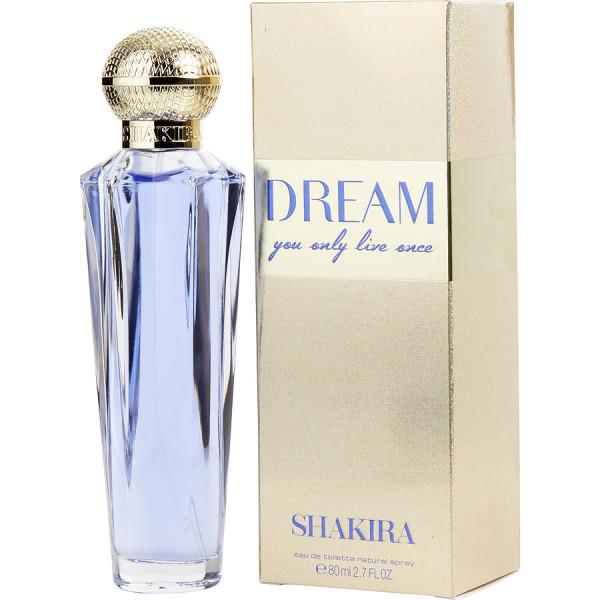 Dream - Shakira Eau de Toilette Spray 80 ml