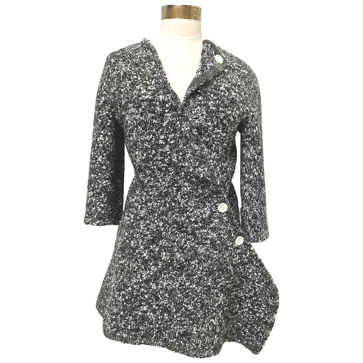 Celine \N Grey Wool jacket for Women 38 FR