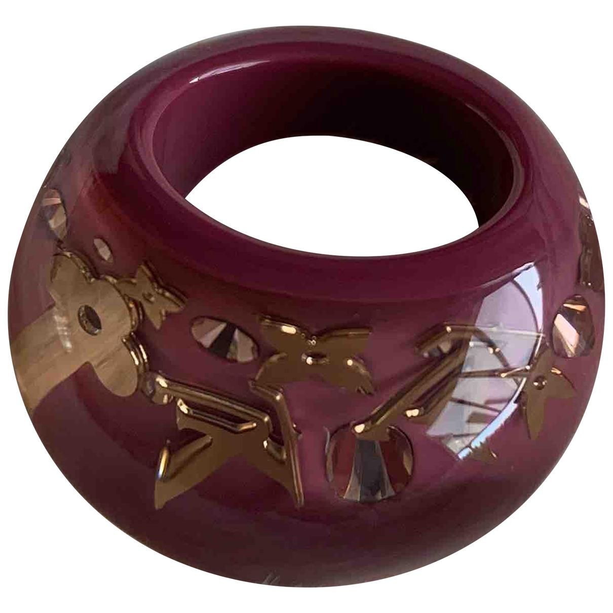 Louis Vuitton - Bague Inclusion pour femme - violet