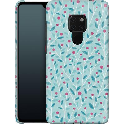 Huawei Mate 20 Smartphone Huelle - Merry Berries von Little Clyde