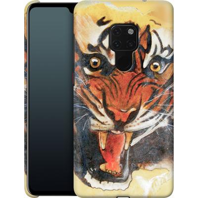 Huawei Mate 20 Smartphone Huelle - Tiger von Kaitlyn Parker