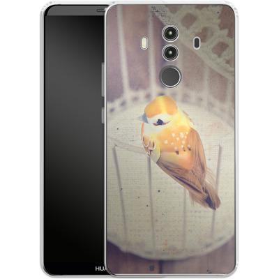 Huawei Mate 10 Pro Silikon Handyhuelle - Vogelfrei II von Marie-Luise Schmidt