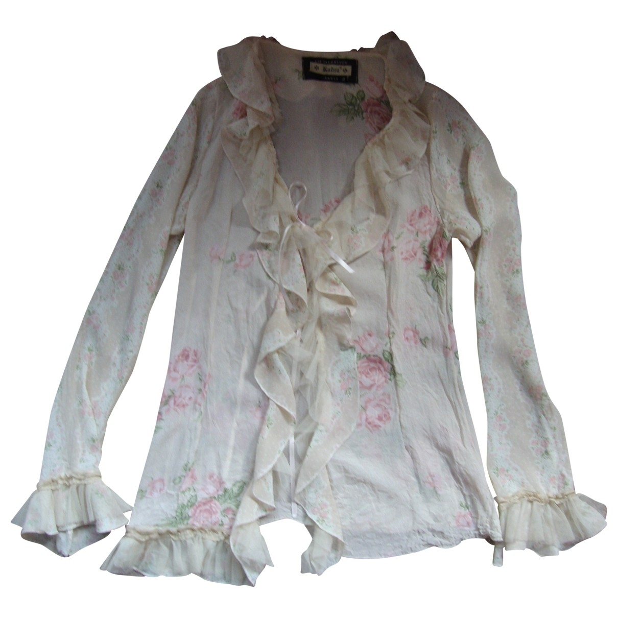 Non Signé / Unsigned \N Multicolour jacket for Women 40 FR