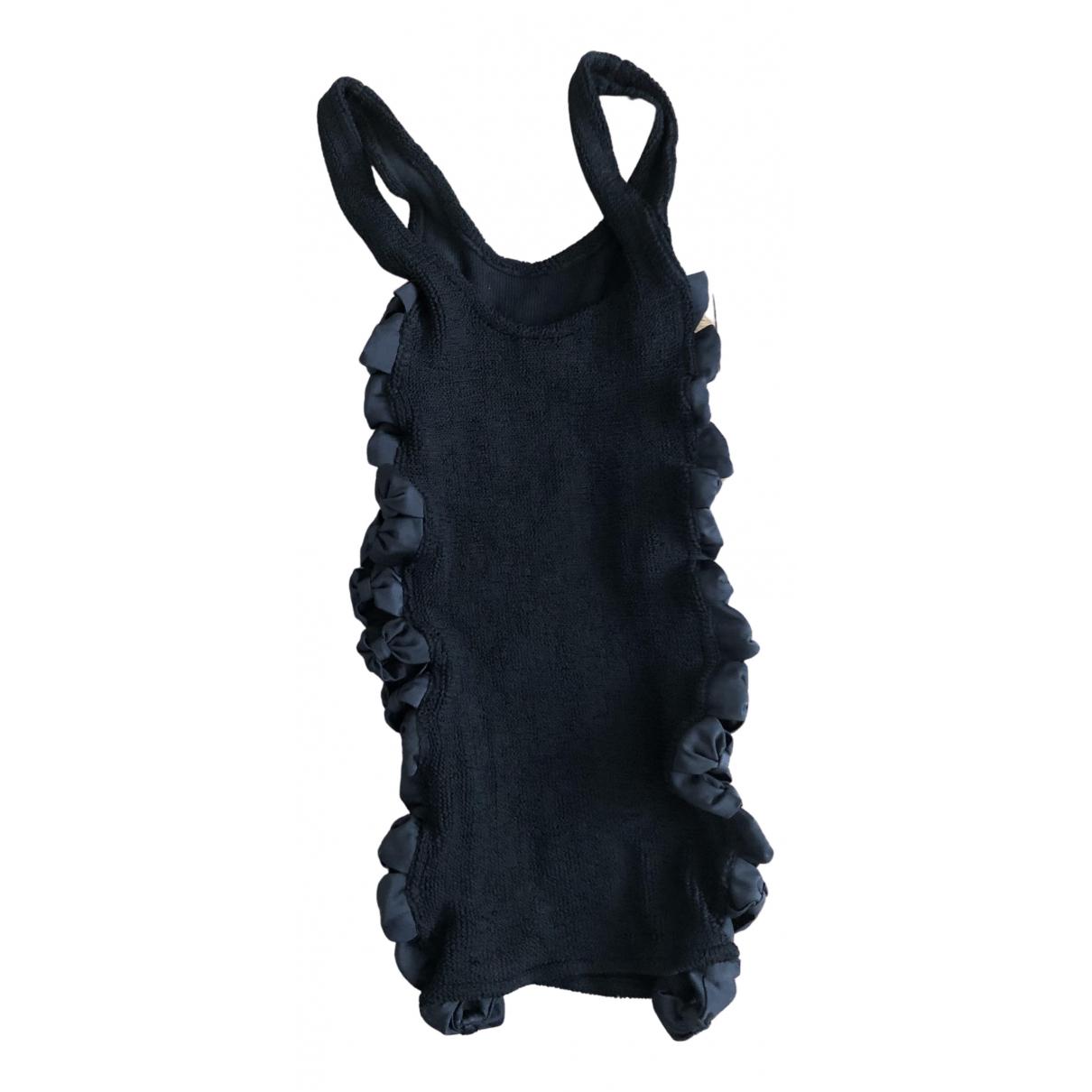 Hunza G - Top   pour femme - noir