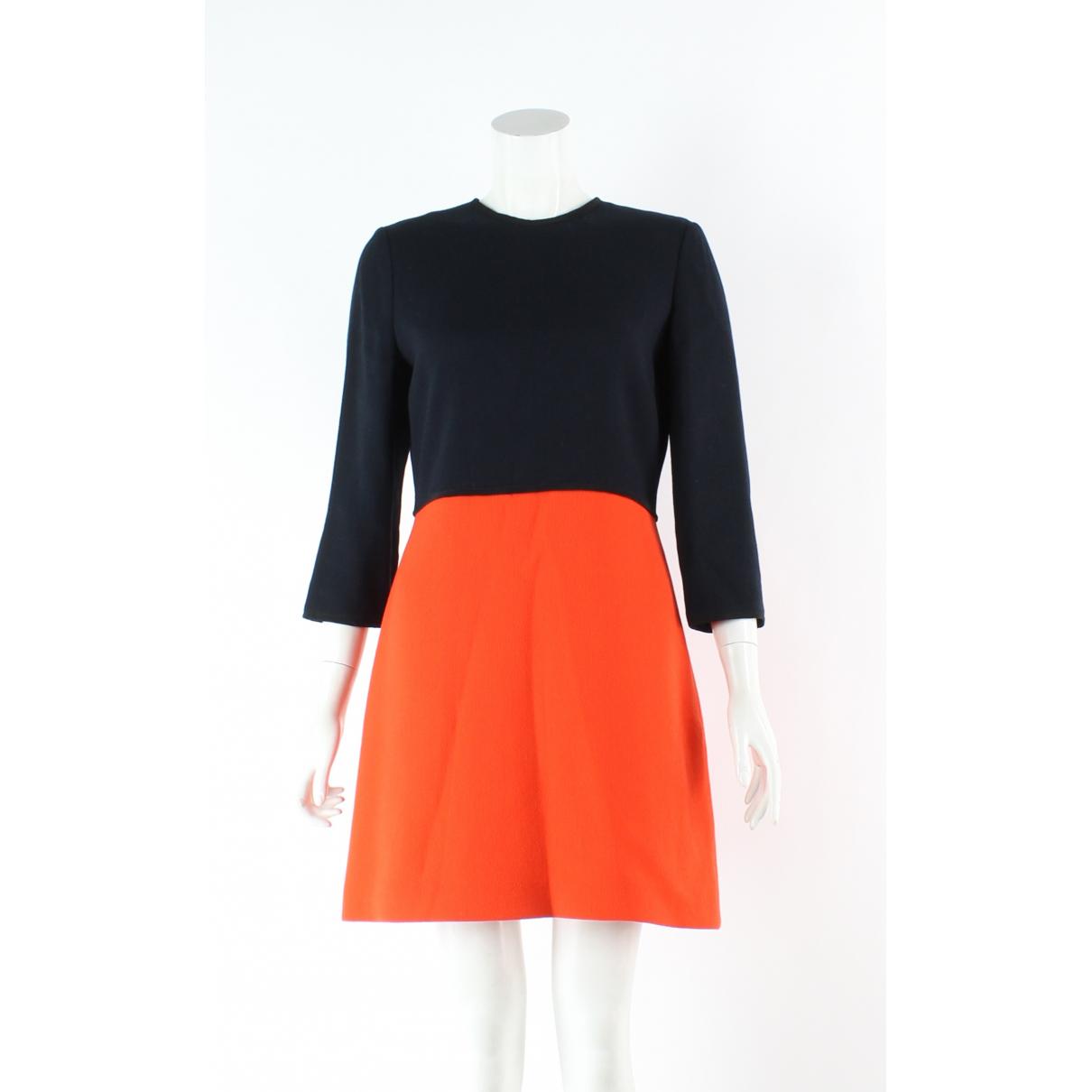 Victoria, Victoria Beckham \N Kleid in  Bunt Wolle
