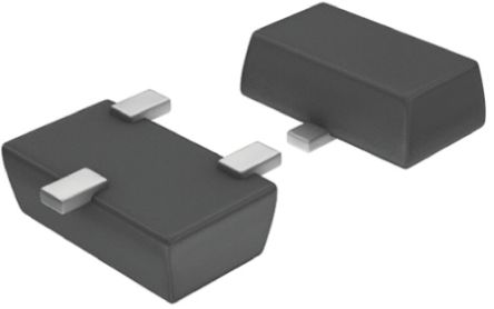 ON Semiconductor , DTC114YM3T5G NPN Digital Transistor, 100 mA 50 V 10 kΩ, Ratio Of 0.21, 3-Pin SOT-723 (100)