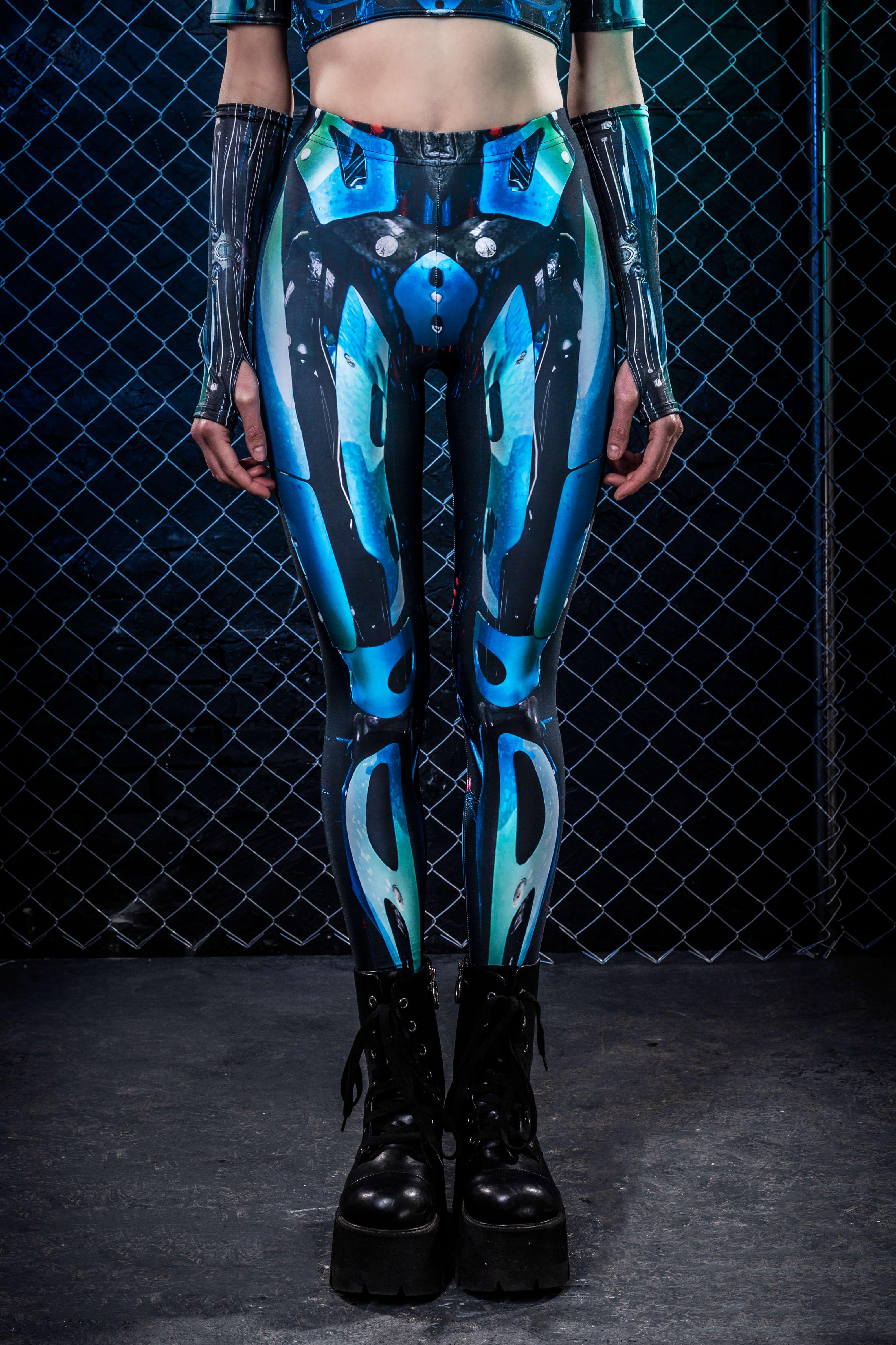 Cyberware Android Leggings