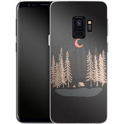 Samsung Galaxy S9 Silikon Handyhuelle - Feeling Small von ND Tank