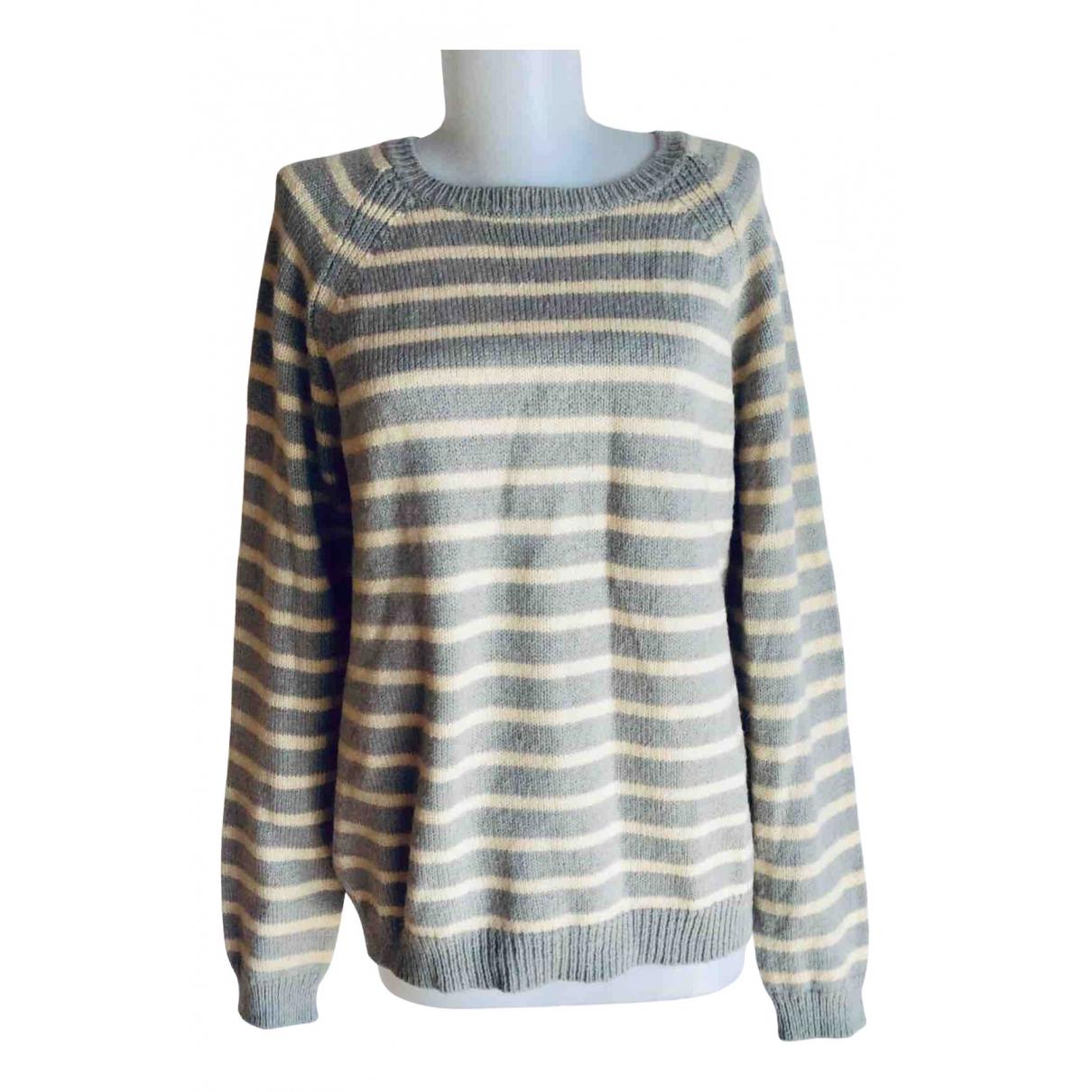 Ganni Fall Winter 2019 Beige Wool Knitwear for Women L International