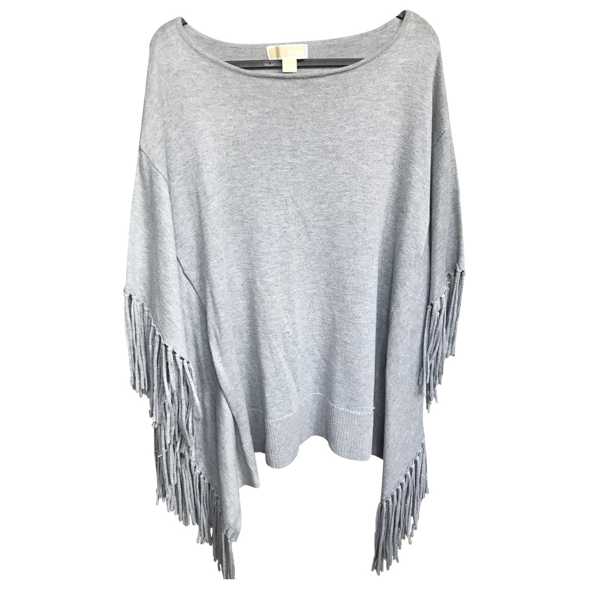 Michael Kors \N Grey Cotton Knitwear for Women 36 FR