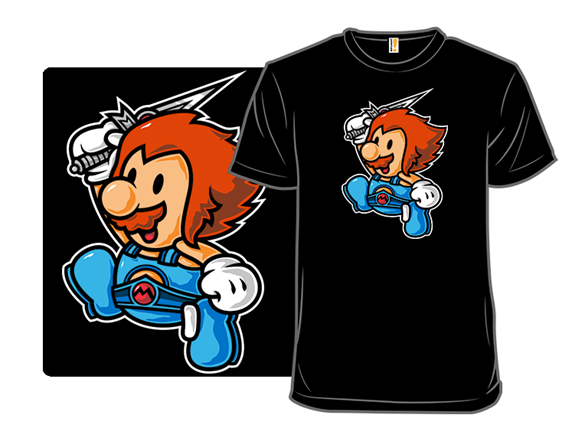 Super Thunder Jump T Shirt