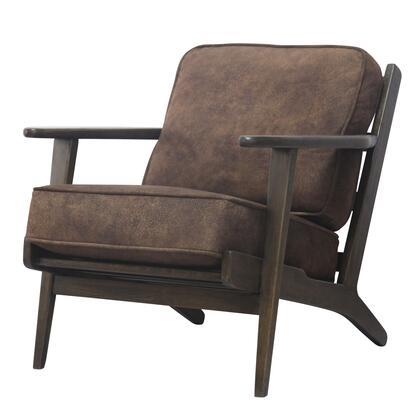 3900018-150 Albert Accent Chair  in Mocha