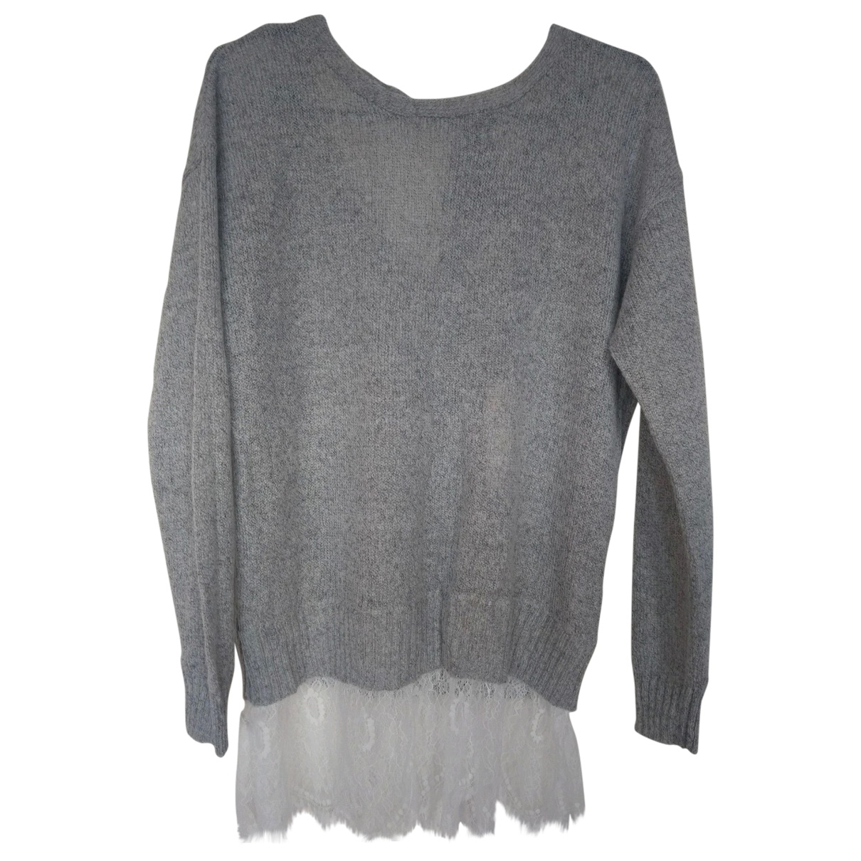 Miss Selfridge - Pull   pour femme - gris