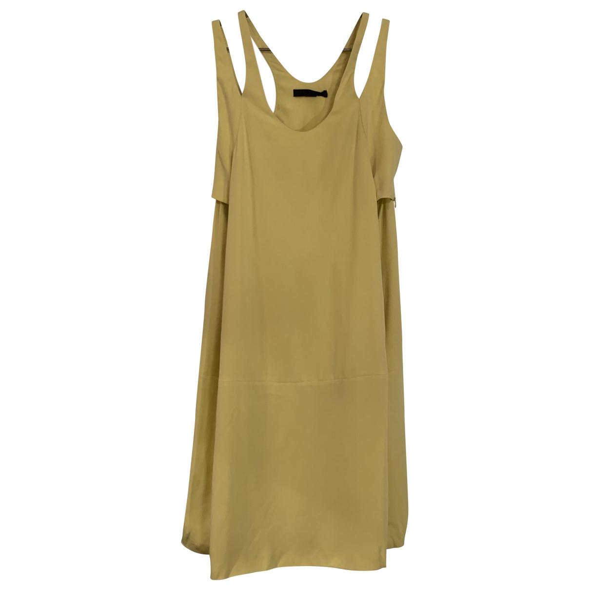 Alexander Wang \N Yellow dress for Women 4 US