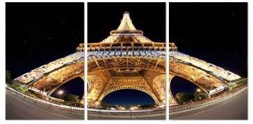 AW1327 Grand Tower 47 x 31.5 each piece acrylic color