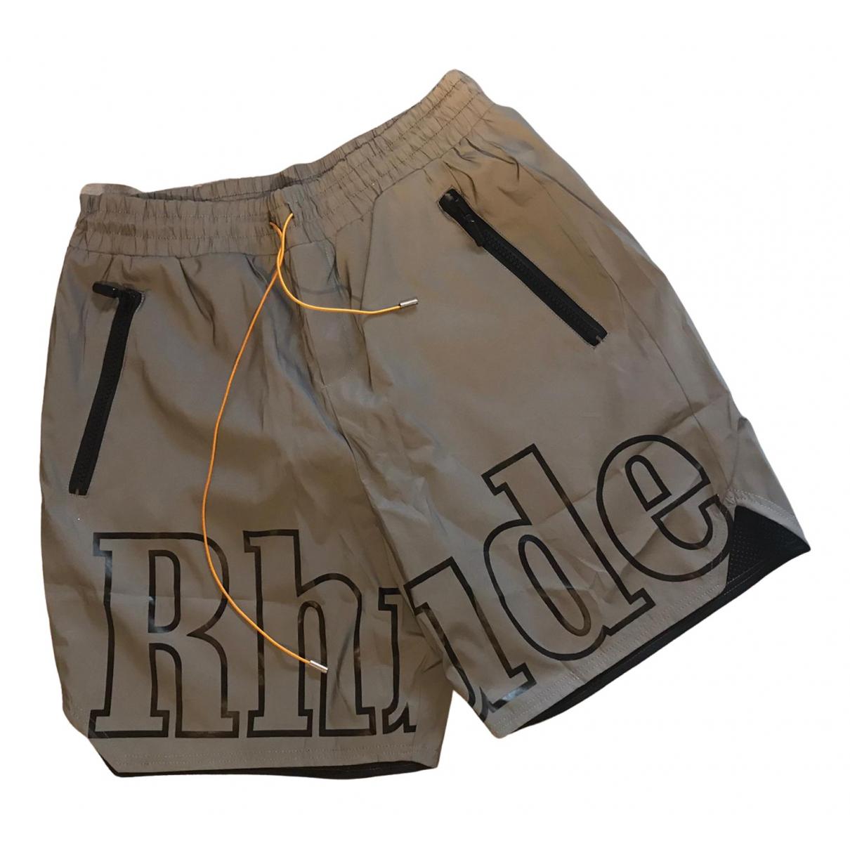 Pantalon corto Rhude