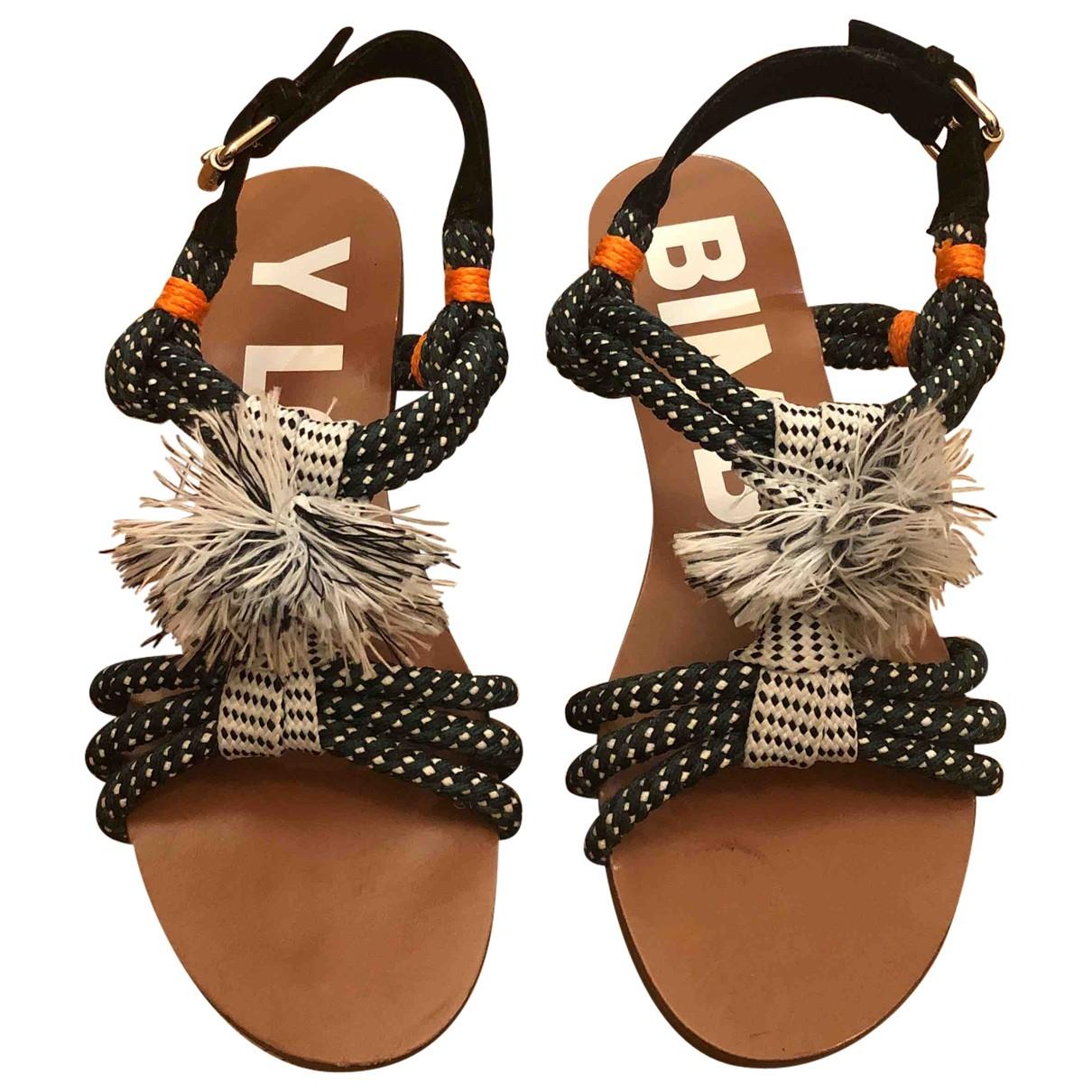 Sandalias de Lona Bimba Y Lola