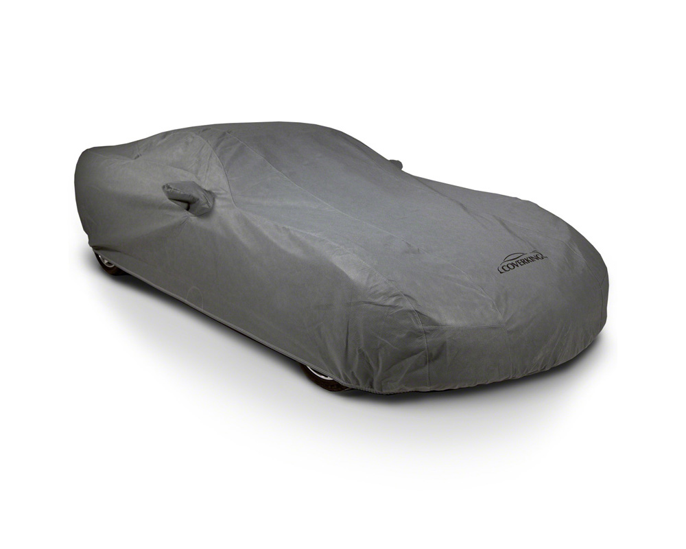 Coverking CVC3I98FD9881 CVC3I98 Triguard Grey Custom Car Cover Ford Mustang GT350 16-17