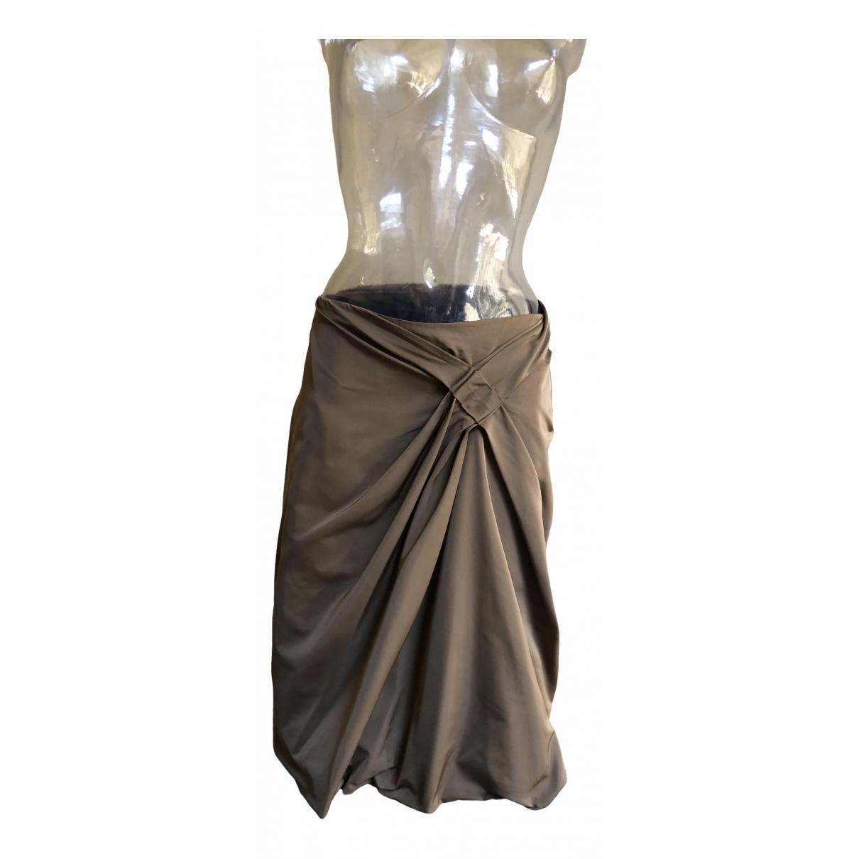 Jil Sander \N Brown skirt for Women M International