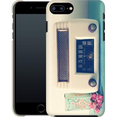Apple iPhone 7 Plus Smartphone Huelle - Retro Radio von Joy StClaire